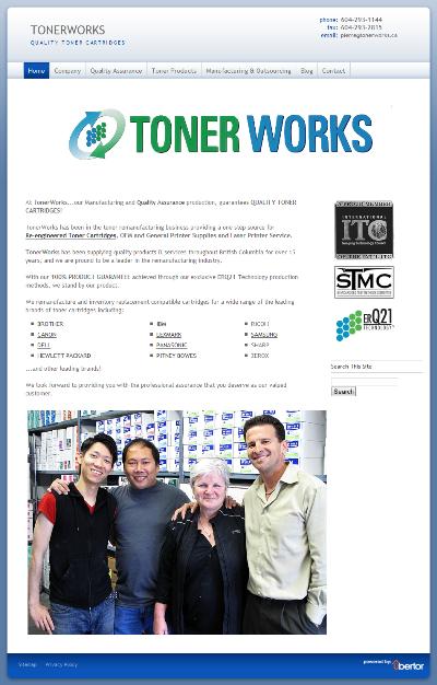 Tonerworks 400