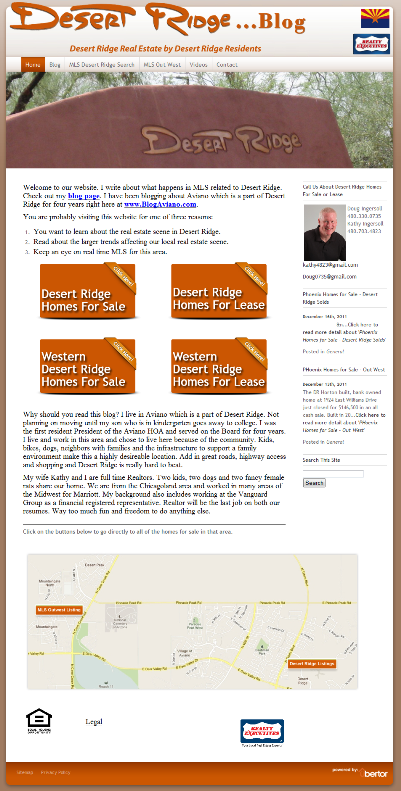 Desert Ridge Real Estate Blog 400