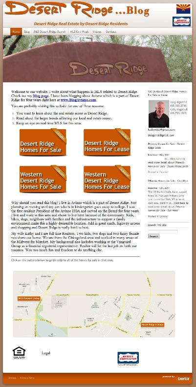 Desert Ridge Real Estate Blog 400