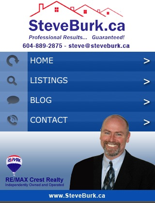 Ubertor Mobile Website - Steve Burk