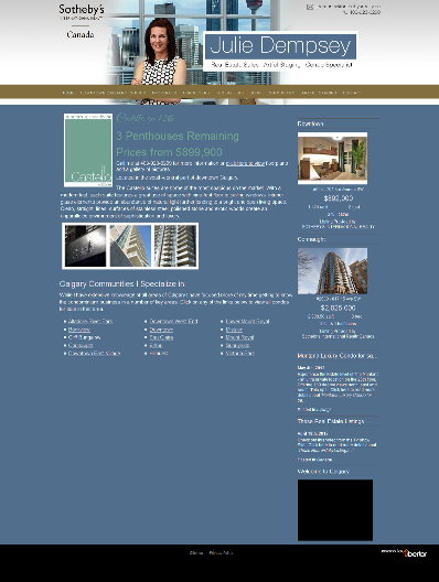 Julie Dempsey - Calgary Downtown Certified Condo Specialist 398