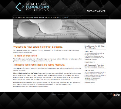 Real Estate Floorplan Solutions