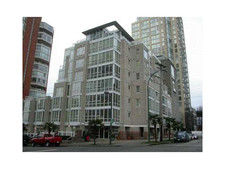 Yaletown Condo for sale:  1 bedroom 420 sq.ft. (Listed 2015-09-24)