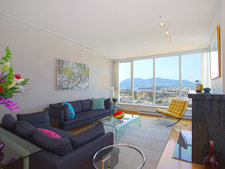 Fairview (South Granville) STUNNING WATER VIEW CONDO for sale: Verona at the Portico 3 bedroom 2,202 sq.ft. (Listed 2013-02-26)