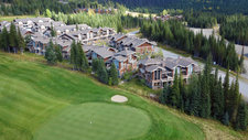 Sun Peaks Condo for sale: Settler&#039;s Crossing 2 bedroom 934 sq.ft. (Listed 2009-12-14)
