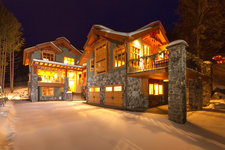Sun Peaks House for sale:  5 bedroom  Gourmet Appliances, Granite Countertop 5,055 sq.ft. (Listed 2012-07-20)