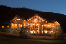Sun Peaks House for sale:  4 Bedrooms + 2BR Suite 4,802 sq.ft. (Listed 2012-04-23)