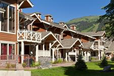 Sun Peaks Condo for sale: Stone's Throw 2 bedroom 904 sq.ft. (Listed 2010-06-19)