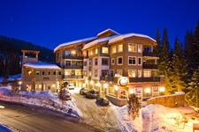 Sun Peaks Condo for sale: Kookaburra Lodge Studio 500 sq.ft. (Listed 2009-12-16)