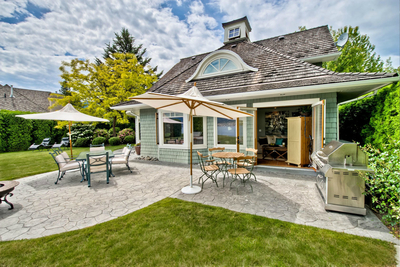 Summerland Okanagan House for Sale: 3 beds, 3 baths, waterfront