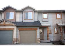 Riverview Cochrane Townhouse for sale:  3 bedroom 1,355 sq.ft. (Listed 2016-03-03)