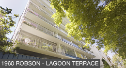 1960 Robson - Lagoon Terrace Button