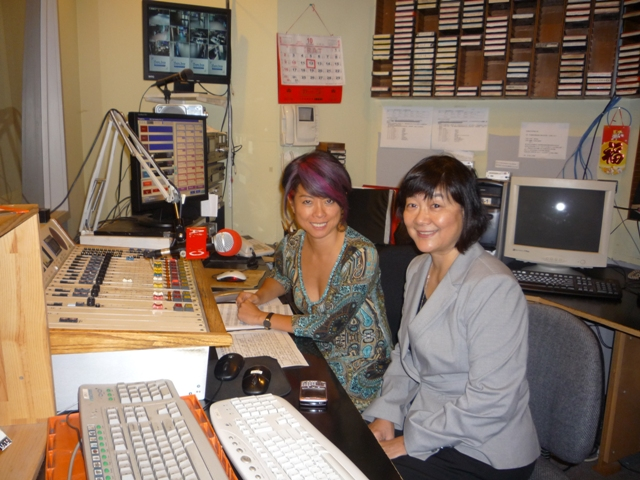 tina radio pic oct 15 2011