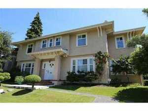 Shaughnessy House for sale:  5 bedroom 4,824 sq.ft. (Listed 2014-04-04)