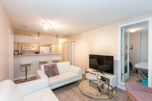 West End VW Condo for sale:  2 bedroom 749 sq.ft. (Listed 2016-11-05)