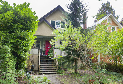 Cambie House for sale:  4 bedroom 2,370 sq.ft. (Listed 2016-06-27)