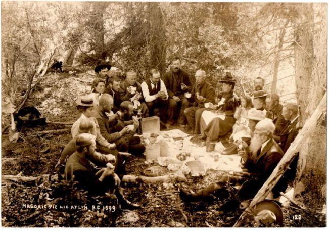 Masonic Picnic 1899a