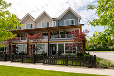 Fort Langley Townhouse for sale: FLATIRON 3 bedroom 1,756 sq.ft. (Listed 2014-06-09)
