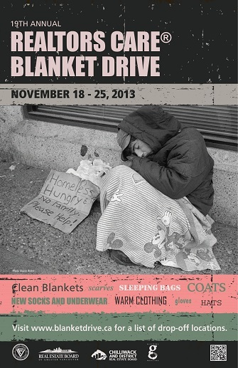 Blanket Drive 2013