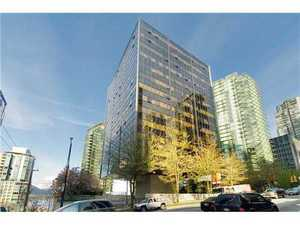 My New Listing @ 1333 W Georgia Street Vancouver BC