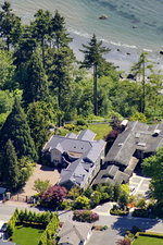 White Rock House for sale: WATERFRONT ESTATE WHITE ROCK 4 bedroom 5,321 sq.ft. (Listed 2014-03-26)