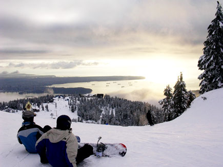 Vancouver Snowboard