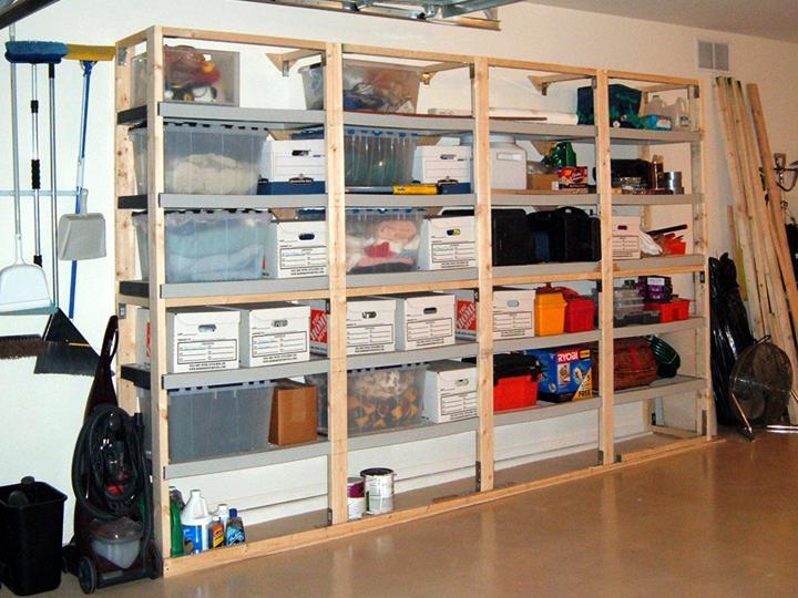 Garage/Storage Sweep