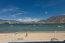 OSOYOOS Townhouse In Waterfront Complex for sale: NAPILI SHORES 2 bedroom 1,040 sq.ft.