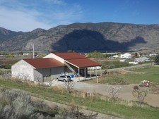 OSOYOOS Lakeview 5 Acre Property for sale:  Studio Suite