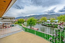 OSOYOOS WATERFRONT HOUSE for sale:  3 bedroom 2,035 sq.ft.