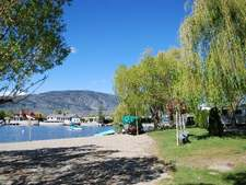 OSOYOOS RV Lot in Waterfront Complex for sale: PARADISE PARK