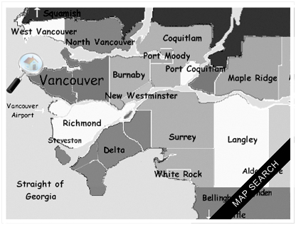 MLS Map Search Vancouver Real Estate For Sale All Active Listings