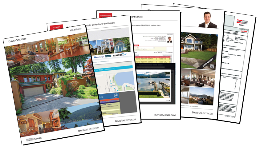 Vancouver Real Estate Marketing David Valente - Get Your Property Sold For Top Dollar