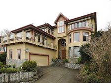 Oak Bay House for sale:  4 bedroom 5,110 sq.ft.
