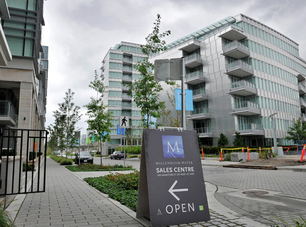 Olympic Village condos to go to market – again