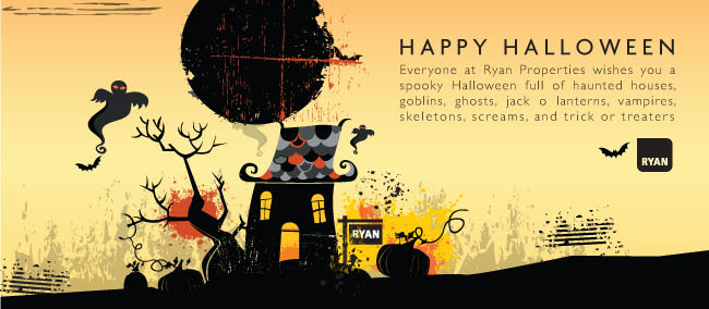 Happy Halloween from Ryan Properties