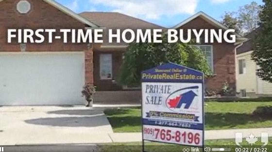 First Time Home Buying Video