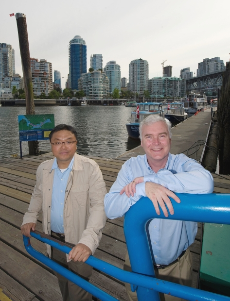 Rising Sea Levels throughout Metro Vancouver putting Landmarks at Risk
