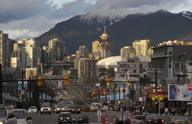 Vancouver is once again 3rd most live-able city