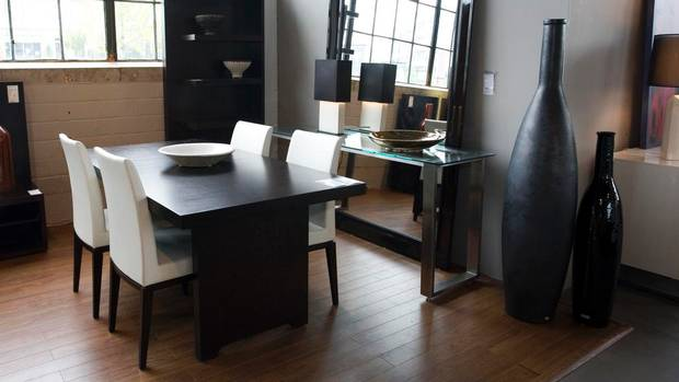 As Canadian Condos get smaller, Furniture is shrinking to fit