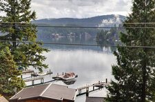 Deep Cove water view property for sale on desirable Panorama Drive