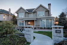 South Granville 2 Level with Basement for sale:  6 bedroom 6,872 sq.ft.