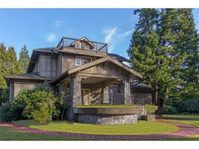 First Shaughnessy 2 Level with Basement for sale:  6 bedroom 6,967 sq.ft.