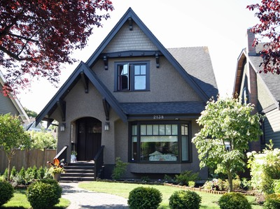 Kerrisdale 2 Level with Basement for sale:  4 bedroom 3,440 sq.ft.