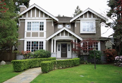 Shaughnessy 2 Level with Basement for sale:  6 bedroom 5,301 sq.ft.