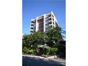 Ambleside Condo for sale: The Bristol 2 bedroom 764 sq.ft. (Listed 2013-09-19)