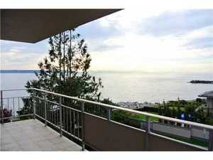 Dundarave Condo for sale: The Seastrand  569 sq.ft. (Listed 2013-10-09)