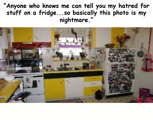 nightmare fridge