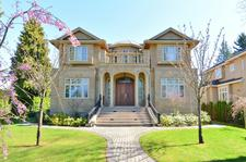 South Granville House for sale:  6 bedroom 7,066 sq.ft. (Listed 2014-02-13)