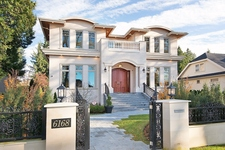 South Granville House for sale:  6 bedroom 5,683 sq.ft. (Listed 2014-10-16)